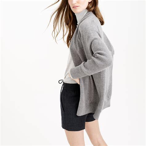 Sweater Rajutan open cardigan sweater cardigan with buttons