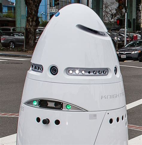 knightscope s new k5 security robot is like robocop