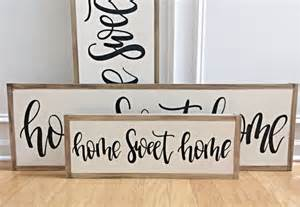 home sweet home interiors home sweet home sign reclaimed wood sign rustic home decor