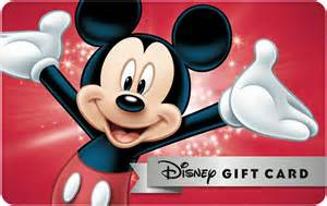 Disney Gift Card - joyful hoopla choosing joy in life s every day moments