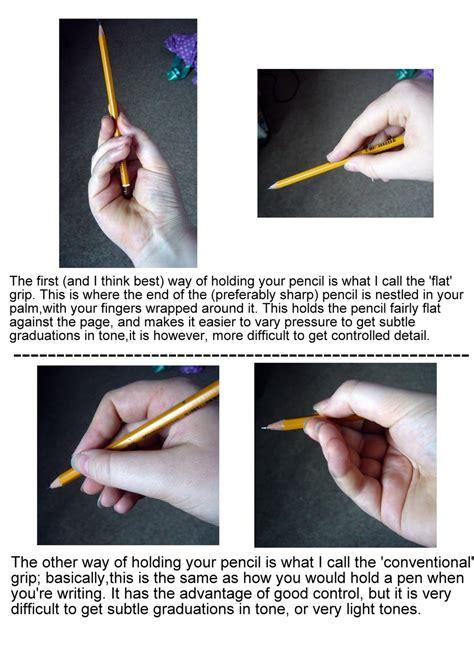 sketchbook shading tutorial shading tutorial 2 pencil grip by mistysolitude deviantart