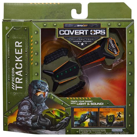jakks pacific covert ops recon tracker toys games