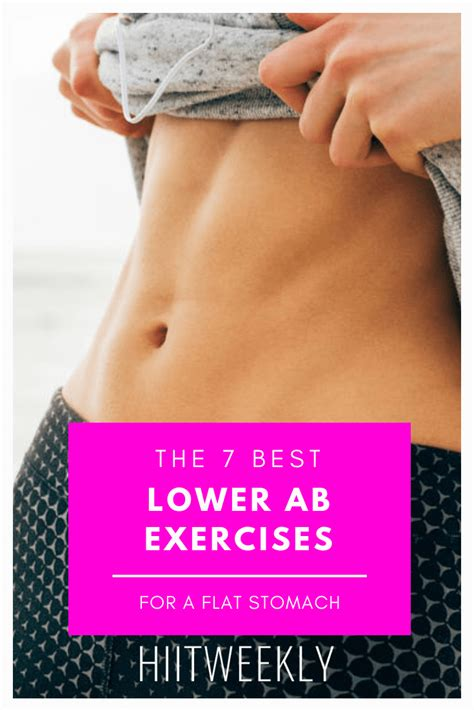 the 7 best lower ab exercises for a flat stomach fitness best lower ab exercises lower ab