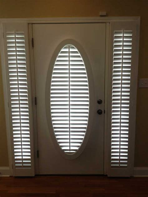 Glass Front Door Shades Door Blinds Best 25 Patio Blinds Ideas On Window Sun Shades Shade Screen And
