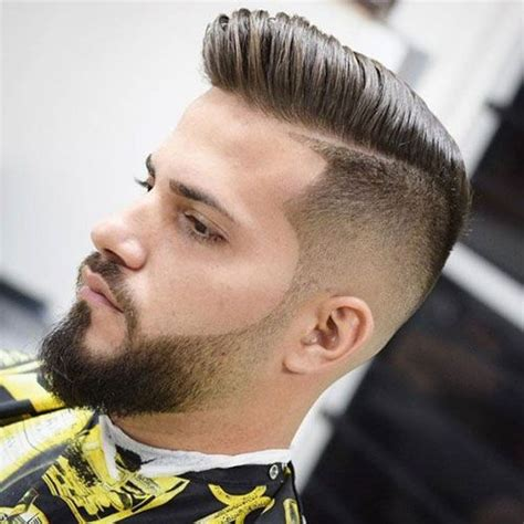 pompadore and beard 19686 best images about awesome hairstyle on pinterest
