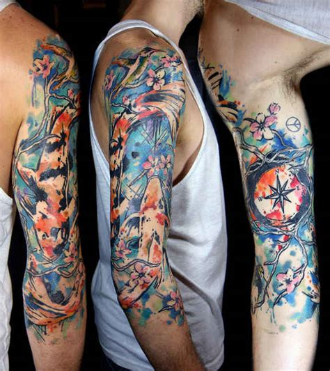 koi tattoo up or down 116 nice fish koi tattoos images with meaning