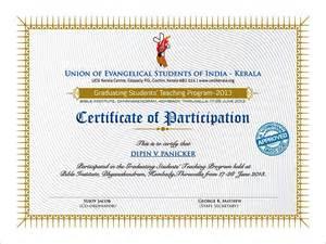 19 contoh desain sertifikat ijazah penghargaan