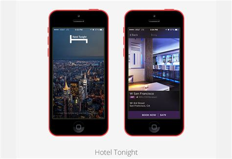 design hotels app 19 exceptionally well designed mobile app experiences