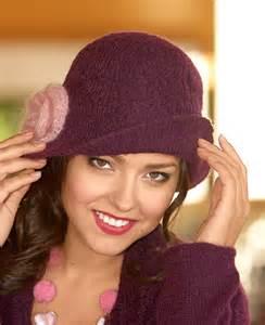шапки вязанные колокольчик