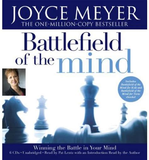 battlefield of the mind the battlefield of the mind joyce meyer 9781586215347