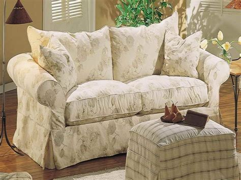 pier one sofa slipcovers 25 best images about loveseat slipcovers on