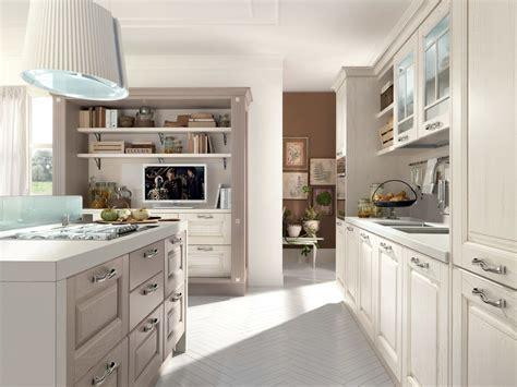 cucine con isola lube cucina in legno con isola con maniglie cucina