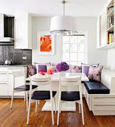 white breakfast nook 25 stunning kitchen nook design ideas to get inspired