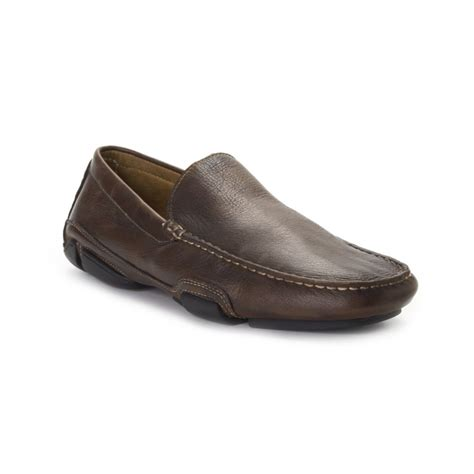 kenneth cole mens loafers kenneth cole reaction world hold on moc toe loafers in