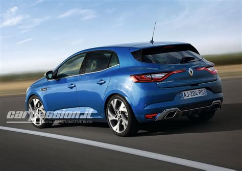 All 2016 Renault Megane Revealed In Official Photos