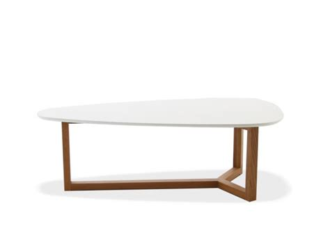 table basse ovale
