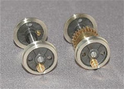 dapol pug ultrascale products your sign of quality for 4mm scale wheels and gears