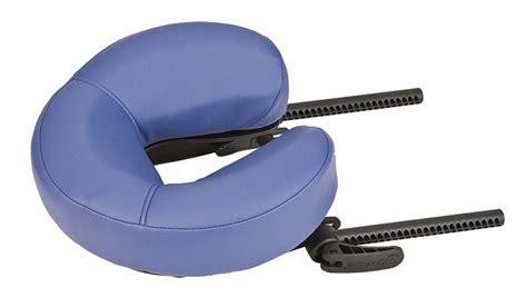 deluxe adjustable headrest platform frame cushion face