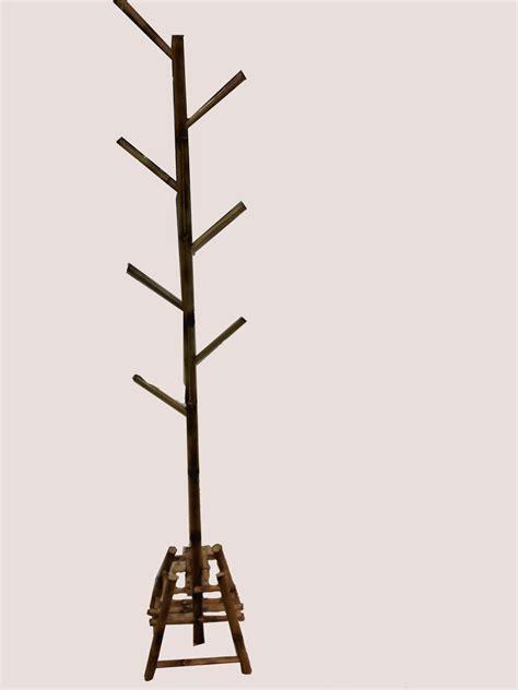 membuat jemuran baju dari bambu uniknya kreasi gantungan baju dari ranting pohon ragam