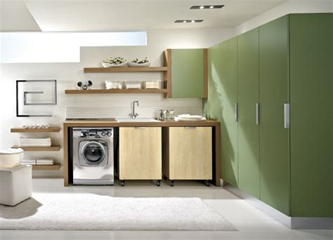 Contemporary Laundry Room Ideas Modern Laundry Room Design And Furniture From Idea Digsdigs