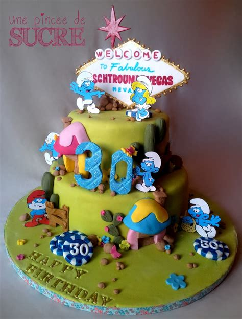 Hbd Akbar Customize Acrylic Cake Topper 3258 best the smurfs images on