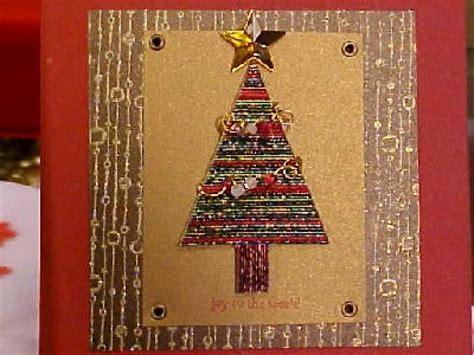 how to make a mizuhiki christmas tree card hgtv