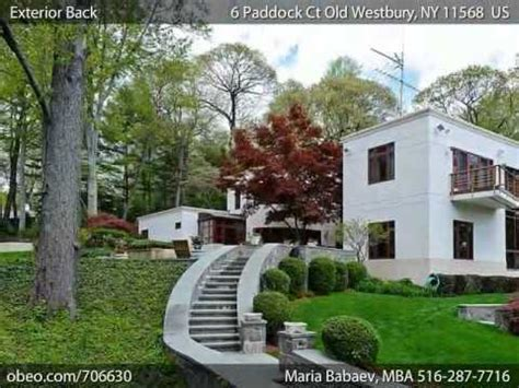 houses for sale in connecticut and on long island the luxury long island 6 paddock ct old westbury ny 11568