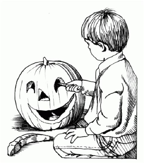 pumpkin carving coloring pages halloween coloring pages jack o lantern