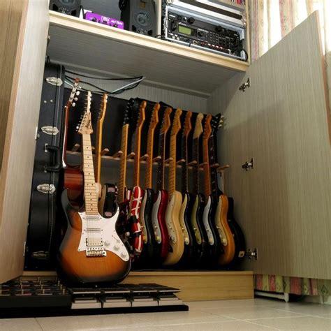 Guitar Dresser by Best 25 Guitar Storage Ideas On Guitar Room
