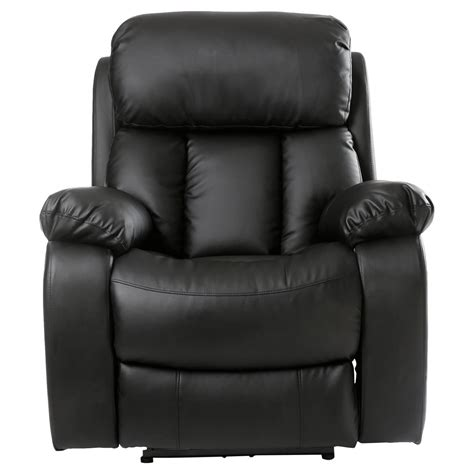 heated armchair chester electric heated leather massage recliner chair
