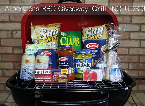 Bbq Giveaway - bbq grill giveaway