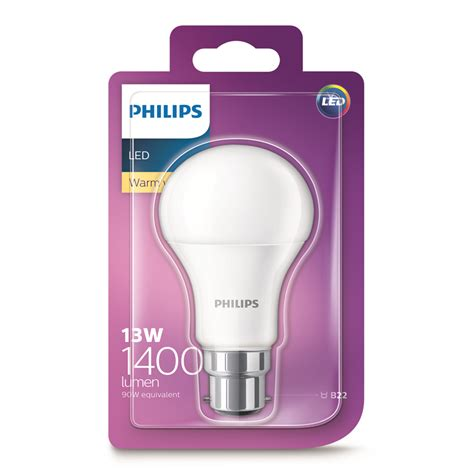Lu Philips Warm White philips 13w led warm white globe bunnings warehouse