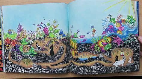 secret garden coloring book where to buy johanna basford mein zauberwald komplett ausgemalt