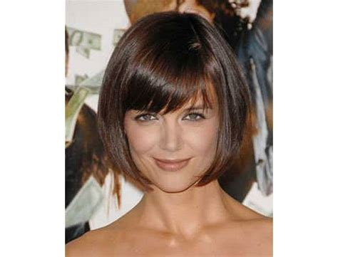 short bob hairstyles katie holmes top 5 short bob hairstyles the most popular haircut for