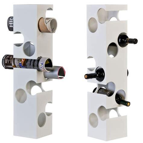 designer weinregal designer weinflaschenst 228 nder weinregal corner aus holz