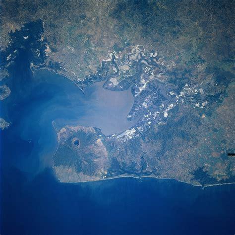 imagenes satelitales volcan mapa de imagen foto satelite del golfo de fonseca y del