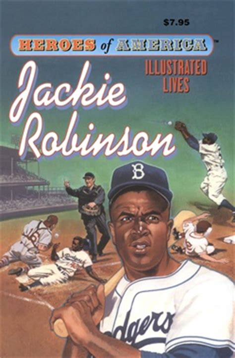 the united states v jackie robinson books jackie robinson great illustrated classics
