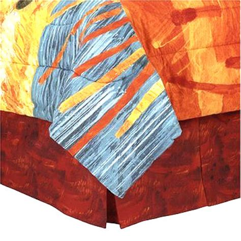 Eric Carle Rug by Hungry Caterpillar By Eric Carle Bed Skirt
