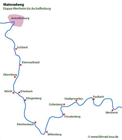 mainradweg radwegbeschreibung der quelle bis nach mainz - Schönste Häuser Deutschlands