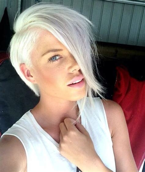 blonde edgy hairstyles blonde haircuts haircuts and blondes on pinterest