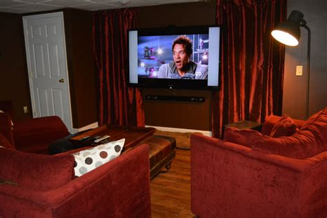 theater rooms in basement basement finishing systems basement remodeling boston ma