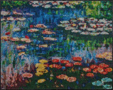pattern art famous bradley hart s injected bubble wrap paintings form