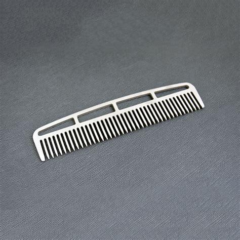 titanium comb skeleton 22 titanium comb metal comb works touch of