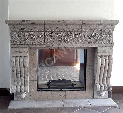 cantera fireplaces