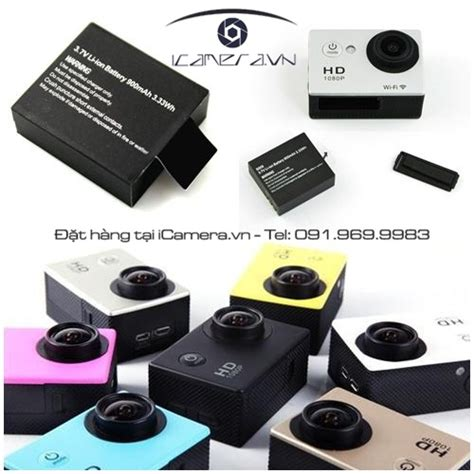 Sportcam Sj4000 pin cho sportcam sj4000 sj6000 h 224 nh tr 236 nh