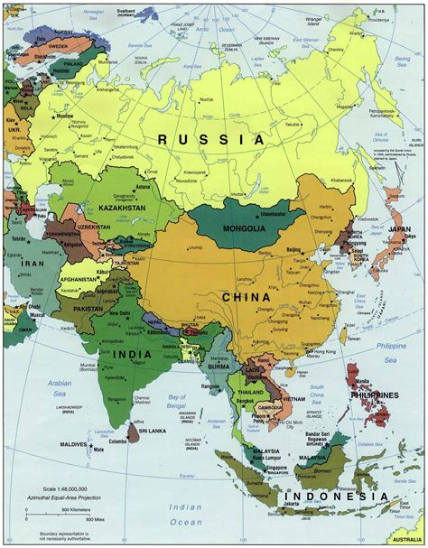 map of china and surrounding countries map of china and australia
