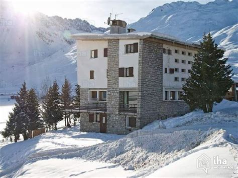 tignes appartments flat apartments for rent in tignes le lac iha 73277