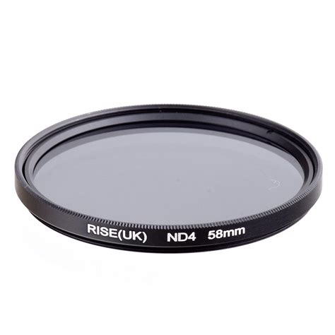46 Mm Rise Uk Lens Filter Up 10 Macro 46mm rise uk 58 mm neutral density nd4 filter for all lens new free shipping in