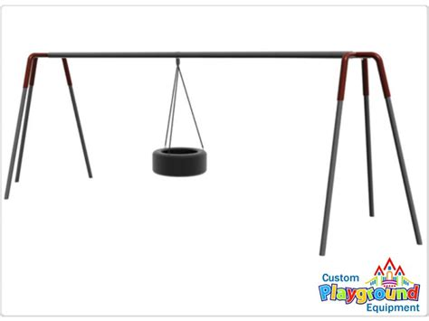 tire swings for sale 7ft commercial tripod tire swing set for sale
