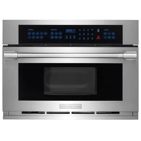 electrolux icon e30mo75hps built in microwave oven with